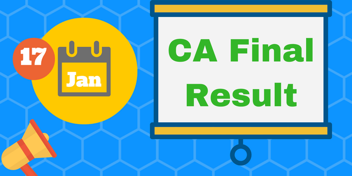 CA Final Result Nov 2016 and ICAI Results