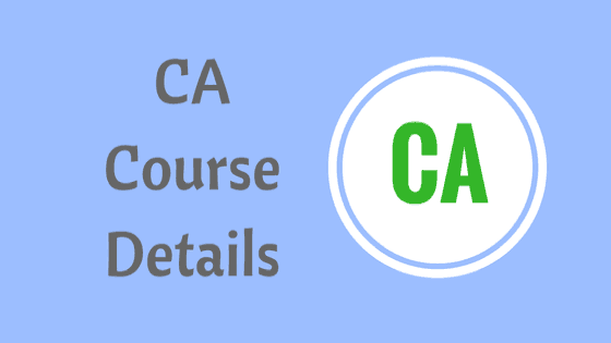 CA CPT Registration Details of CA Course