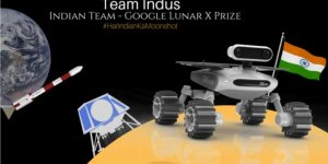 India's Team Indus Rover ECA for Google Lunar XPRIZE